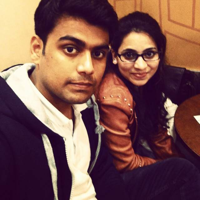 Mohit @Cafe Coffee Day, C Block, Connaught Place (CP), New Delhi