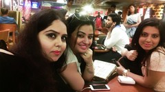 Simran Arora @Cafe Coffee Day, E  Block, Connaught Place (CP) New Delhi, New Delhi