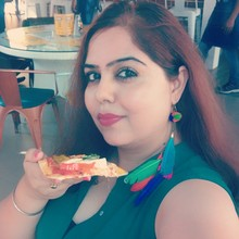 Simran Arora @The Beer Cafe, Cyber Hub, DLF Cyber City, Gurgaon