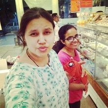 Jyoti @ Creme N Crisp, Gole Market, New Delhi photos