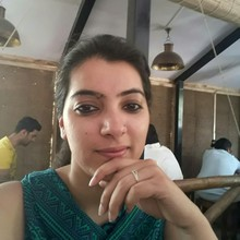 Aanchal @ Roots - Cafe In The Park, Sector 29, Gurgaon photos