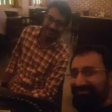 Sharma Vikram @ Cafe Immigrant, Connaught Place (CP), New Delhi photos