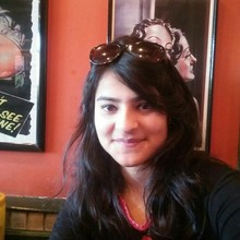 Aayushi Mehrotra @Big Chill, , New Delhi