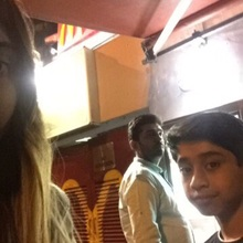 tanya @McDonald's, Connaught Place (CP), New Delhi
