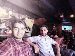 Tushar Arora @ Downtown - Diners & Living Beer Cafe, Sector 29, Gurgaon photos