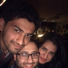 Anirudh Rautela @ Downtown - Diners & Living Beer Cafe, Sector 29, Gurgaon photos