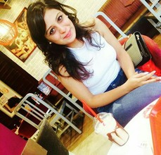 Sima jain @Cafe Coffee Day, Shahdara New Delhi, New Delhi