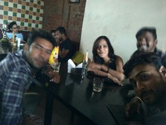 Priyanka Singh @ Cafe Immigrant, Connaught Place (CP), New Delhi photos