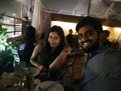 Ayush Khandelwal @ Downtown - Diners & Living Beer Cafe, Sector 29, Gurgaon photos