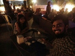Ayush Khandelwal @ Vapour Pub and Brewery, MG Road, Gurgaon photos