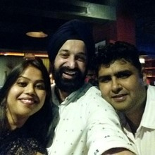 Inderdeep Singh Behar @ Torgauer Brewpub, Sohna Road, Gurgaon photos