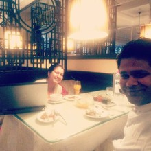 Manish @ China Garden, Connaught Place (CP), New Delhi photos