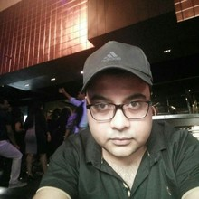 Abhishek mukherjee @ Vapour Pub and Brewery, MG Road, Gurgaon photos