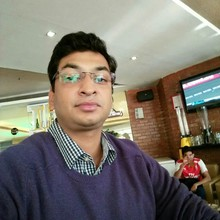 Abhishek @ The Beer Cafe, Ambience Mall, Ambience Mall, Gurgaon photos