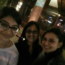 Mahima Aggarwal @ Downtown - Diners & Living Beer Cafe, Sector 29, Gurgaon photos