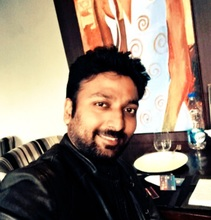 Mohit Goel @Piali - The Curry Bistro, Connaught Place (CP), New Delhi