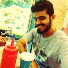 Akash jain @Pizza Hut, Greater Kailash (GK) 2 New Delhi, New Delhi