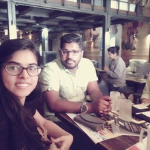 Nidhin Sajeev @ The Beer Cafe - Biggie,  Inner Circle, Connaught Place (CP), New Delhi photos