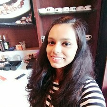 Darsha Verma @Grind Coffee Cafe, JMD , Sohna Road Gurgaon, Gurgaon