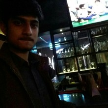 Arjun kapoor @ Hops n Brew, Sector 29, Gurgaon photos