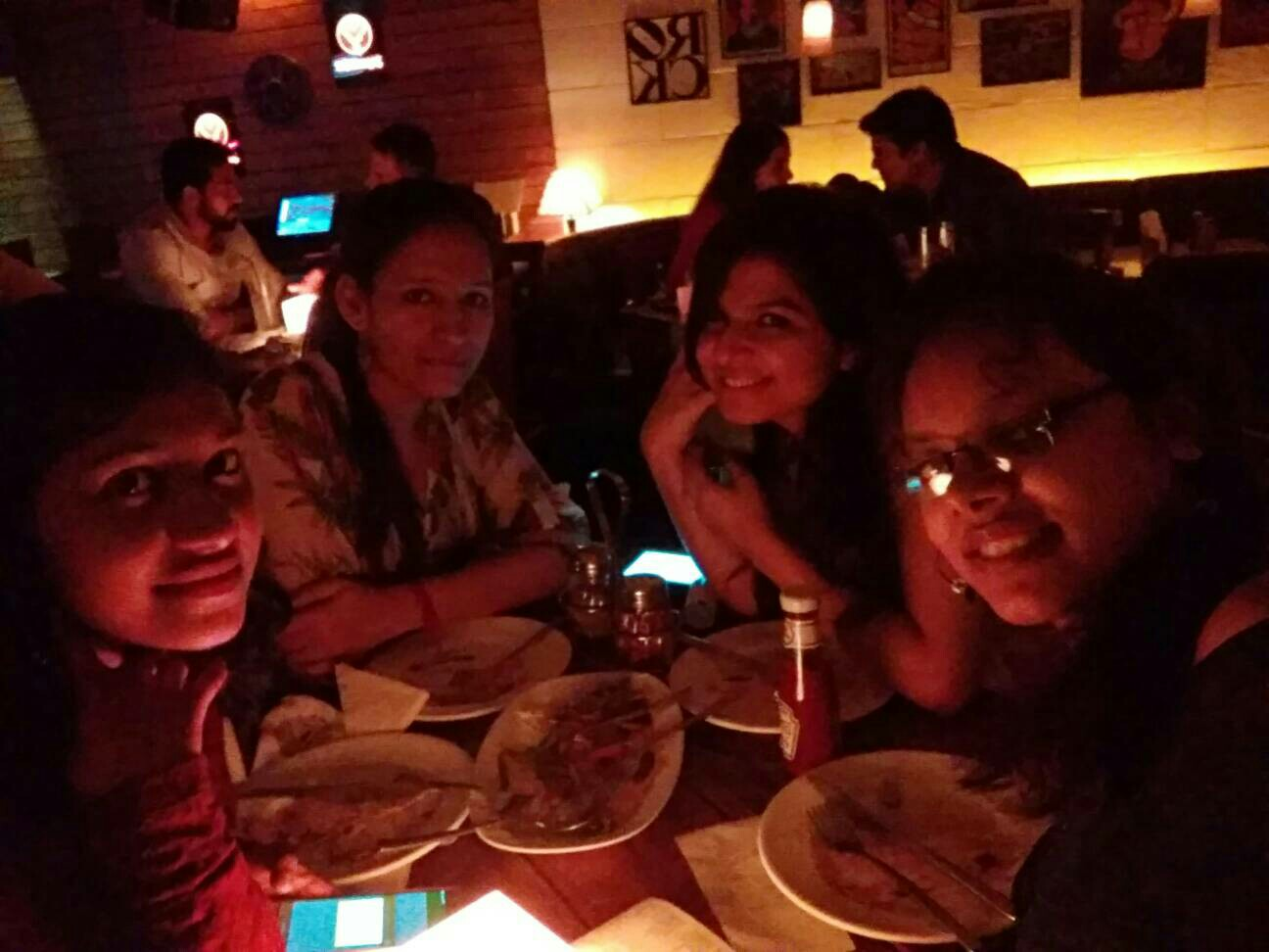 Sonali Srivastava @ Downtown - Diners & Living Beer Cafe, Sector 29, Gurgaon photos