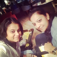 Megha Aggarwal @The Beer Cafe - Biggie,  Inner Circle, Connaught Place (CP) New Delhi, New Delhi