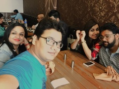 Akash Nigam @Rajasthali, Connaught Place (CP), New Delhi