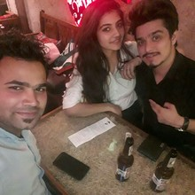 Kunal Sharma @2 Bandits Lounge & Bar, Satyaniketan New Delhi, New Delhi