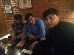 Gaurav @ Torgauer Brewpub, Sohna Road, Gurgaon photos