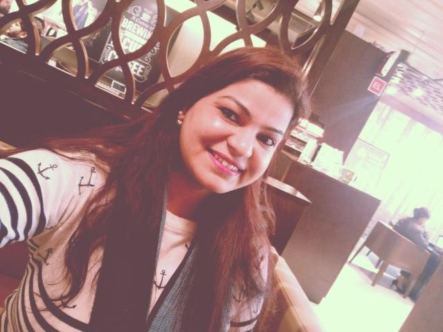 Payal Harjai @Cafe Coffee Day, DLF Cyber City, Gurgaon