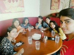 Renu @Pizza Hut, MG Road Gurgaon, Gurgaon