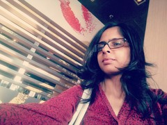 Pooja Verma @KFC, Connaught Place (CP), New Delhi