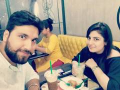 Ena Malik @Chaayos, Connaught Place (CP) New Delhi, New Delhi