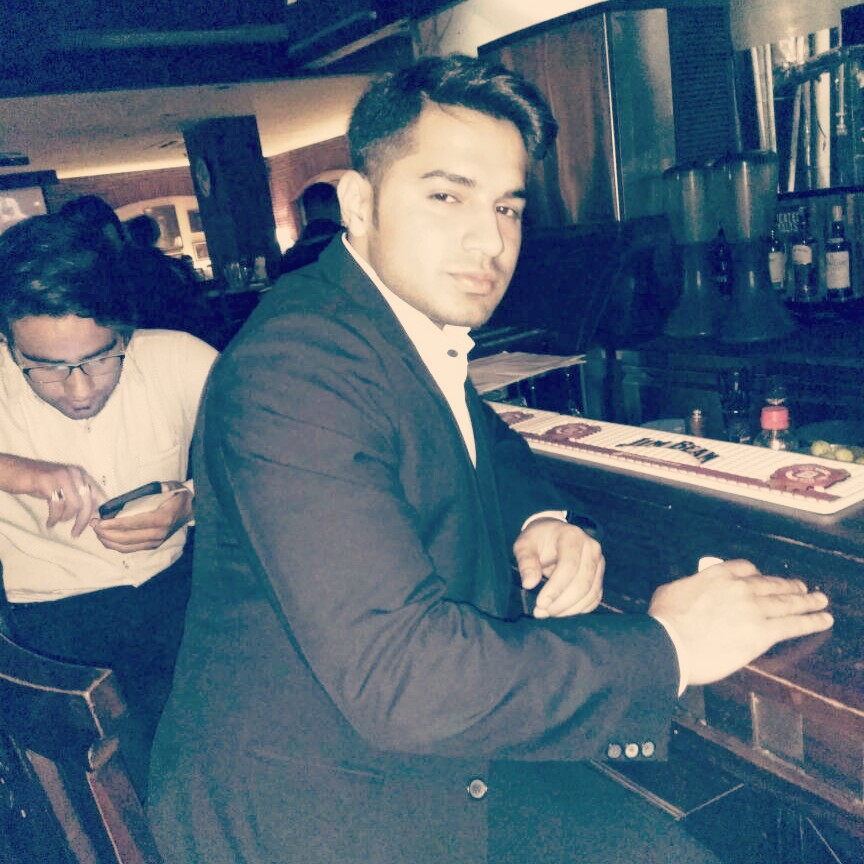 IbAd AkRam @ Downtown - Diners & Living Beer Cafe, Sector 29, Gurgaon photos