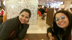 Surbhi Singh @China Wall, Ambience Mall Gurgaon, Gurgaon
