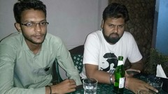Abhishek Goel @ Cafe Immigrant, Connaught Place (CP), New Delhi photos