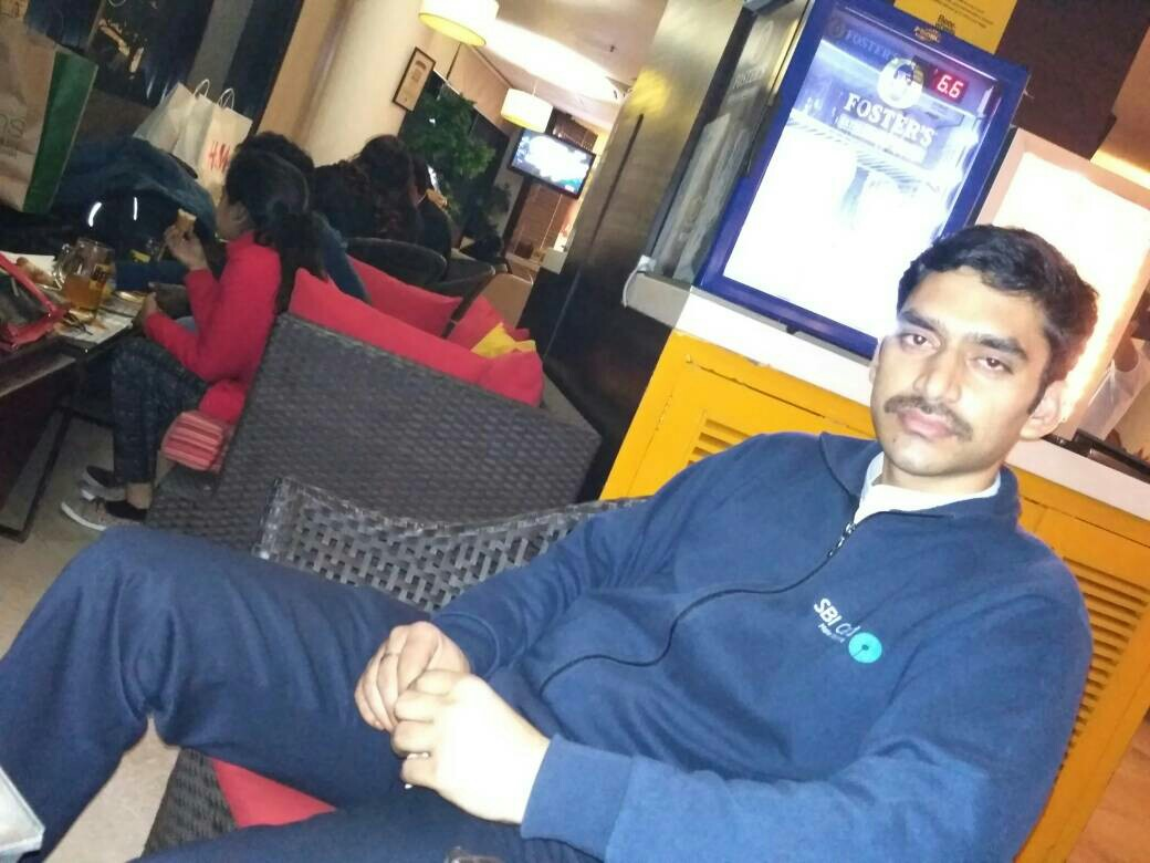 Ravi @ The Beer Cafe, Ambience Mall, Ambience Mall, Gurgaon photos