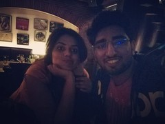 Vaibhav @ Downtown - Diners & Living Beer Cafe, Sector 29, Gurgaon photos